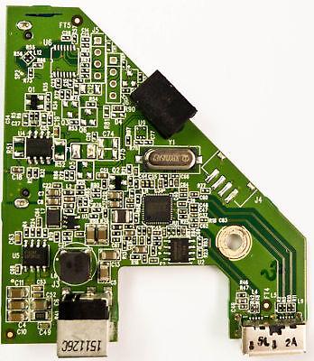 4061-705149-000 Rev AF WD Controller Board My Book 3TB/4TB/5TB/6TB USB 3.0