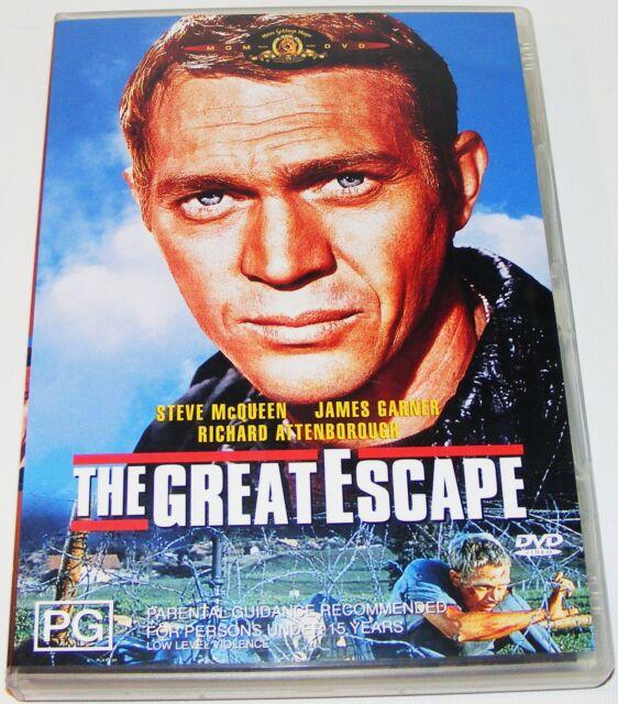 THE GREAT ESCAPE -- (DVD)