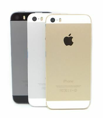 Apple iPhone 5s Smartphone 16GB/32GB/64GB T-Mobile Verizon AT&T Gold Gray Silver