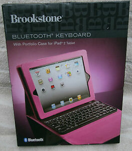 tablet brookstone bluetooth keyboard for ipad 2 tablet about