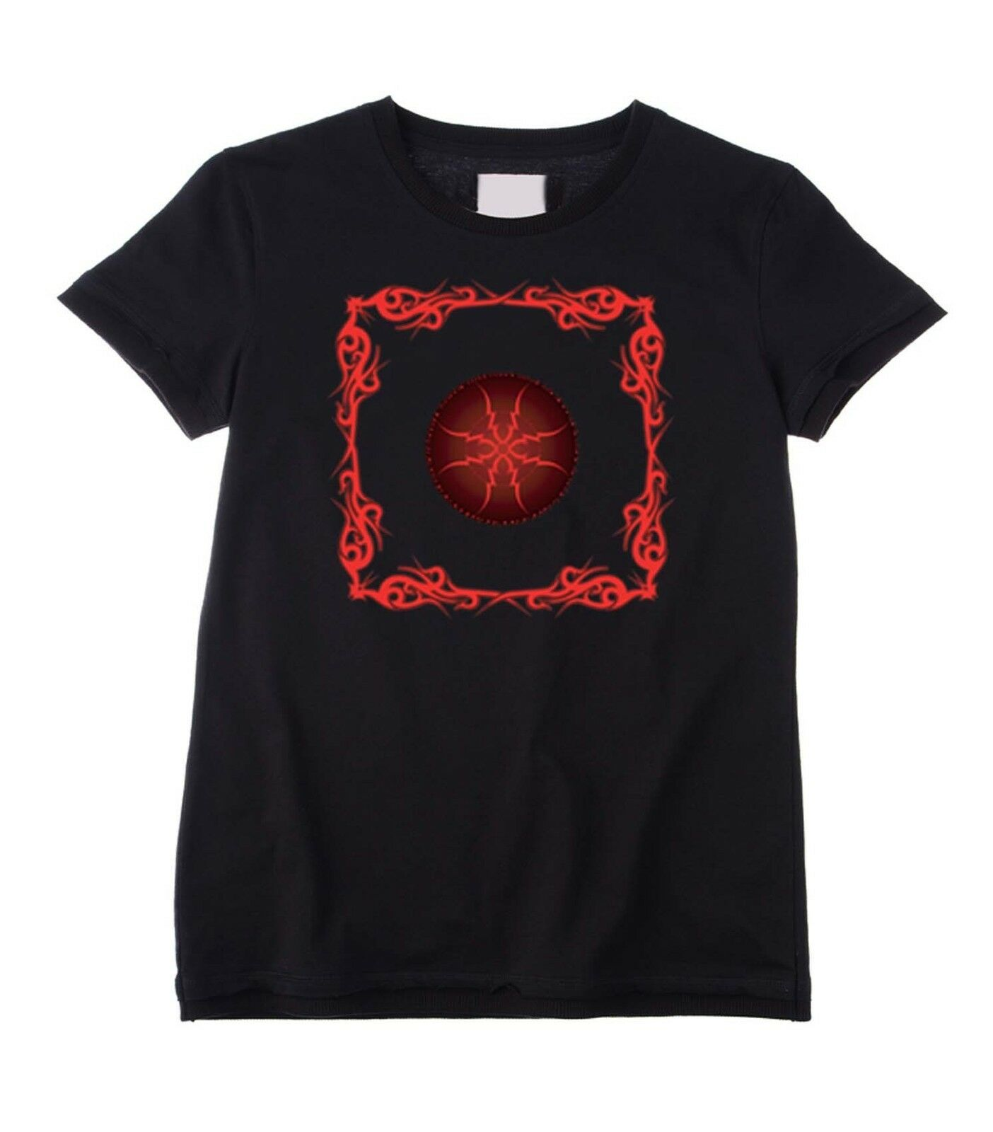 Details about CELTIC FIRE UNISEX KIDS T-SHIRT - Pagan Druid Wicca Goth  Gothic Childrens