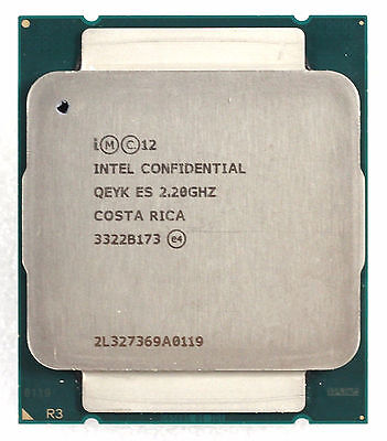 Intel Xeon E5 2670 V3 ES QEYK 2.2GHz 12Core 24T 120W 30M LGA2011-3 Processor CPU