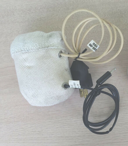 NEW -  Fabric Heating Mantle 115V 105 W; w/ iron-const. thermocouple w/DIN Plug