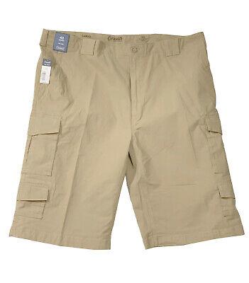 Roundtree & Yorke Big Man 8 Pocket Cargo Shorts 13