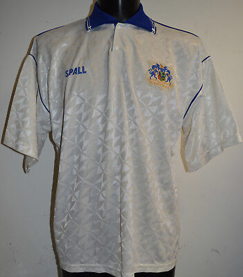 Glenavon Northern Ireland match worn shirt jersey maillot maglia indossata image