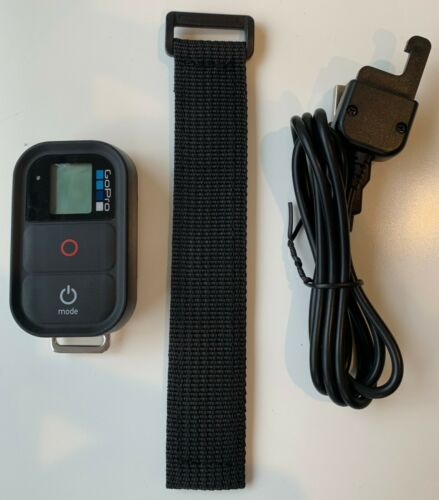 Gopro Wifi Remote Control with charging cable and wrist Strap- A Grade