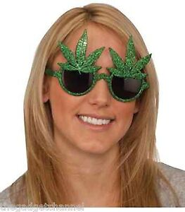 FUNNY-MARIJUANA-CANNABIS-WEED-POT-LEAF-JOKE-SUNGLASSES-NOVELTY-WOMENS-MENS-GIFT