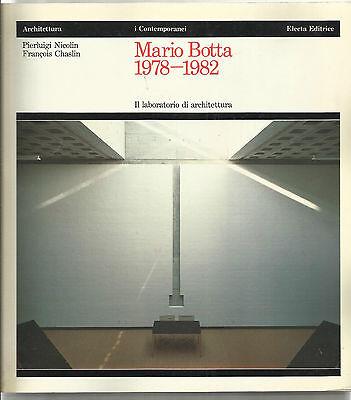 architettura mario botta 1978 1982