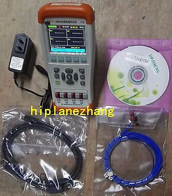 Thermometer 4-channel Input Thermocouple T K J N E S R B Li-battery Tft Lcd Usb