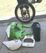 Kawasaki kx250 2001 parts Byford Serpentine Area Preview