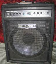 Behringer BXL3000A Ultrabass Amp & FS442B Footswitch, As New Donvale Manningham Area Preview