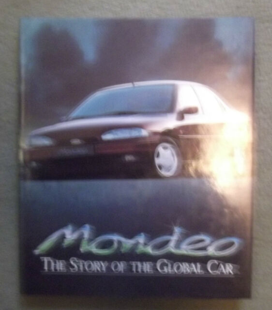 MONDEO, THE STORY OF THE GLOBAL CAR