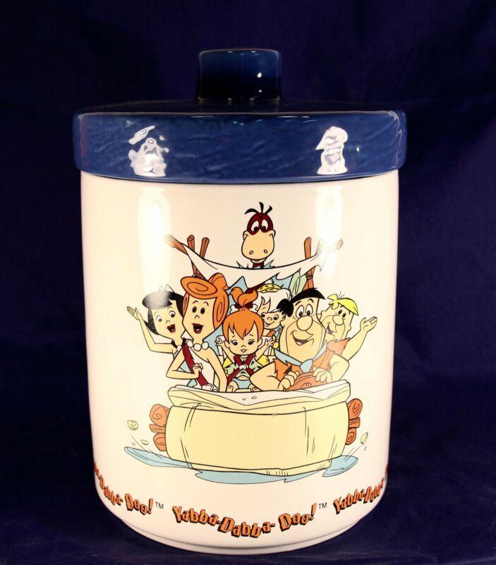 1994 Flintstone Cookie Jar