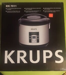 Krups 10 cup Electric Rice Cooker