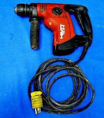 Hilti Te 6-s Rotary Hammer Drill W Case