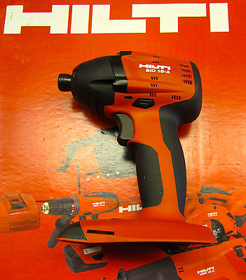 HILTI SID 18-A IMPACT DRIVER,BRAND NEW, BARE TOOL, WORKS EVEN BETTER,FAST