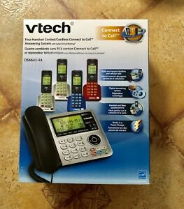 5 Phone Handset with Connect to Cell