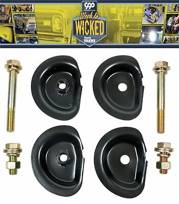 - 60-72 CHEVY GMC C10 TRUCK REAR COIL SPRING RETAINERS