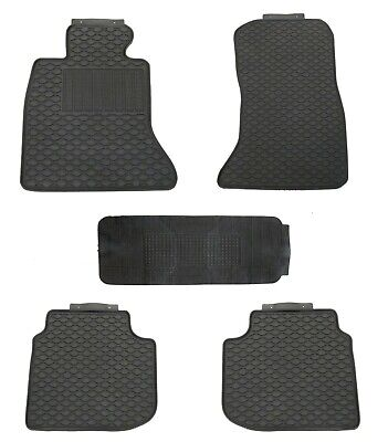 All Weather Floor Mats for BMW 5 Series 2011-2017