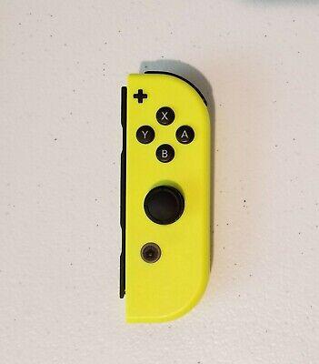 Genuine Nintendo Switch Joy-Con Controller - *Right* Neon Yellow🔥+ Free Ship!🚛