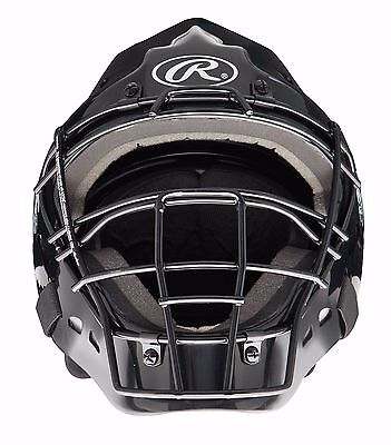 Girl's Fast Pitch Catcher's Gear Pack in BLACK (Ages 9-13) Girls Fastpitch Catchers Chest Protector
