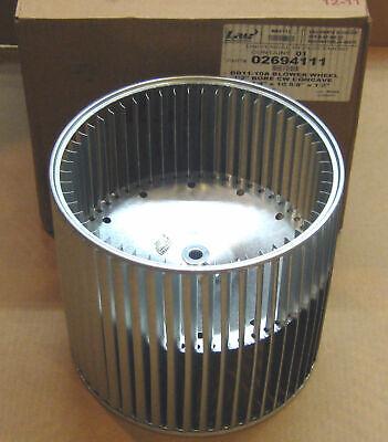 026941-11 Lau Dd11-10a Blower Wheel Squirrel Cage 11-34 X 10-58 X 12 Cw