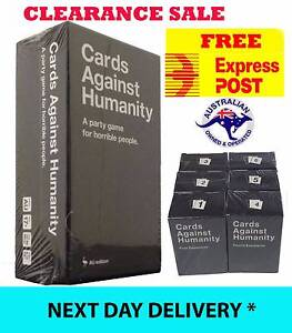 Cards Against Humaniy Aussie Edition - Sale Sydney City Inner Sydney Preview