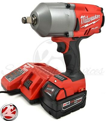 Milwaukee 2767-20 M18 FUEL™ 5.0 High Torque GEN II 1/2