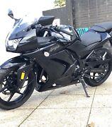 Ninja 250cc (Ninja 300cc) Mount Eliza Mornington Peninsula Preview