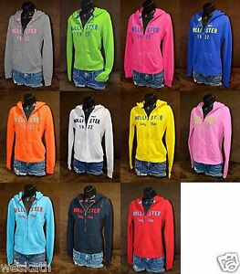 NWT-Hollister-by-Abercrombie-Womens-Hoodie-Jumper-Boat-Canyon-Sweatshirt-X-S-M-L