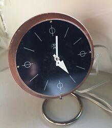 Vintage 1950 George Nelson Chronopak for Howard Miller Clock Company ball clock,
