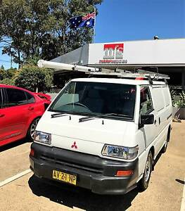 2008 Mitsubishi Express Van - Tradesman's Set-up Silverwater Auburn Area Preview