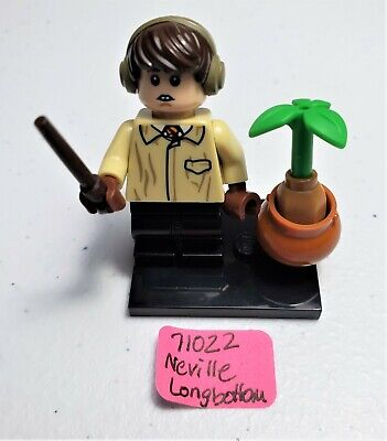 Lego Collectible Minifigure Neville Longbottom 71022 Series 1 Harry Potter CMF