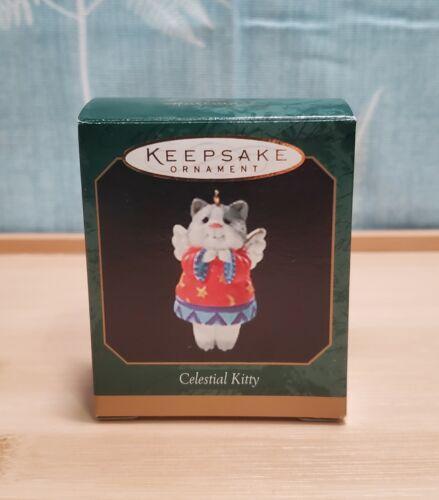 Celestial Kitty ~ Hallmark Keepsake ~ Miniature ~ 1999