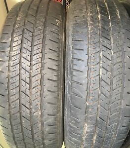 225-65-17 Bridgestone Turanza  Bonne condition