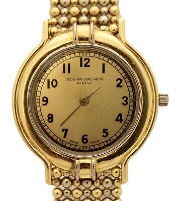 Rare Vintage Vacheron Constantin Geneve 18K Gold Watch Circa 1940s 100% Original comprar usado  Enviando para Brazil