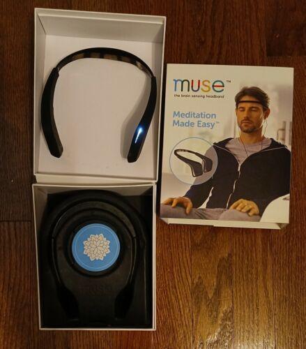 Muse the Brain Sensing Headband - Meditation made easy