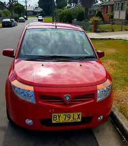 PROTON SAVVY 2006 WITH 6 MONTHS REGO Woodcroft Blacktown Area Preview