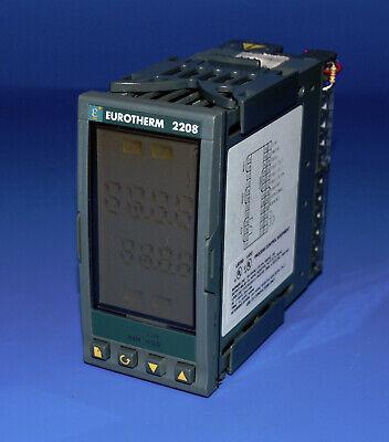 Eurotherm 2208 Temperature Controller 2208ccvhm6xx
