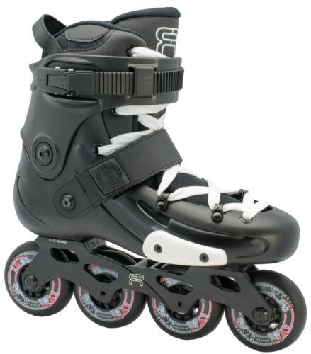 FR Skates FRX 80 BLACK Inline Skates - Freeride, freeskate, Seba FRX
