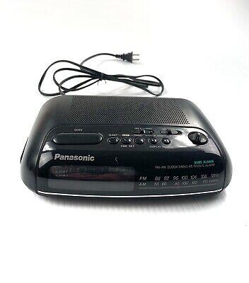 Panasonic RC-6088 Digital Display Alarm Clock Panasonic Clock