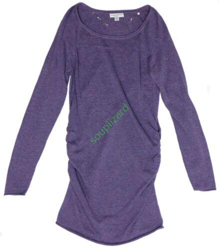 New Womens Maternity Multi Long Sweater Liz Lange Neck NWT Size XS S L XL XXL