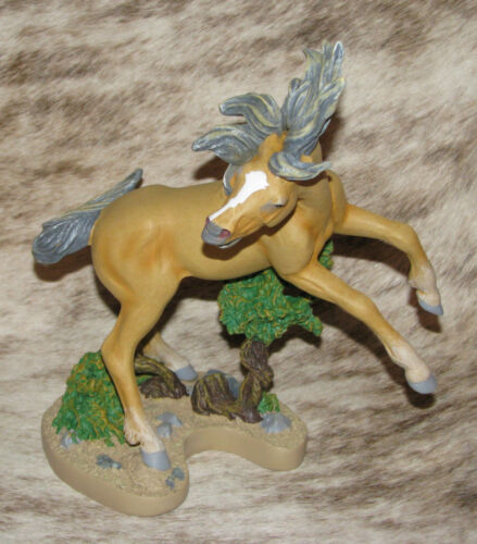"""TRAIL OF PAINTED PONIES """"VooDoo""""~Low 1E/0291~Rival Companion Figurine """"Picasso"""""""