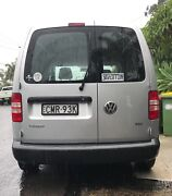 Volkswagen Caddy  Forresters Beach Gosford Area Preview