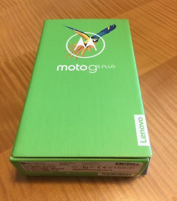Moto G Plus (5th Generation) G5 - Lunar Gray - 64GB - Unlocked - Prime Exclusive