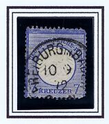 Stamps Germany 1872