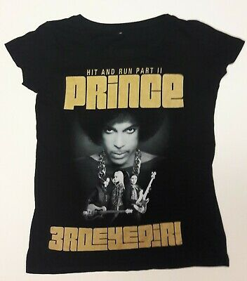 Prince - Hit And Run II tour tshirt