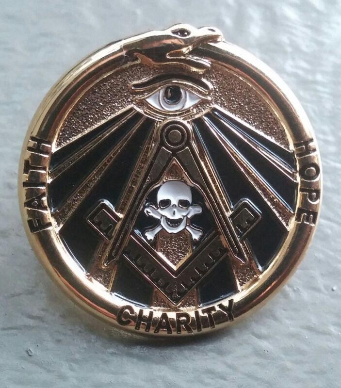 Freemason Masonic Lapel Pin