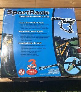 Sport Rack, 3 Bike Rack, A1152