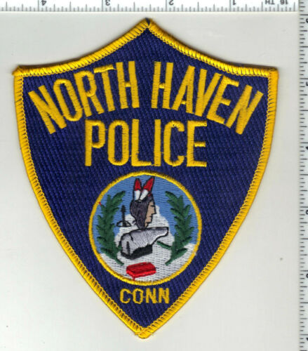 North Haven Police (Connecticut) 3rd Issue Shoulder Patch